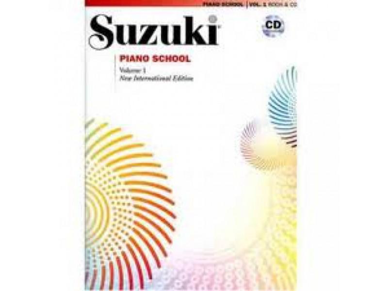 Suzuki Piano Book