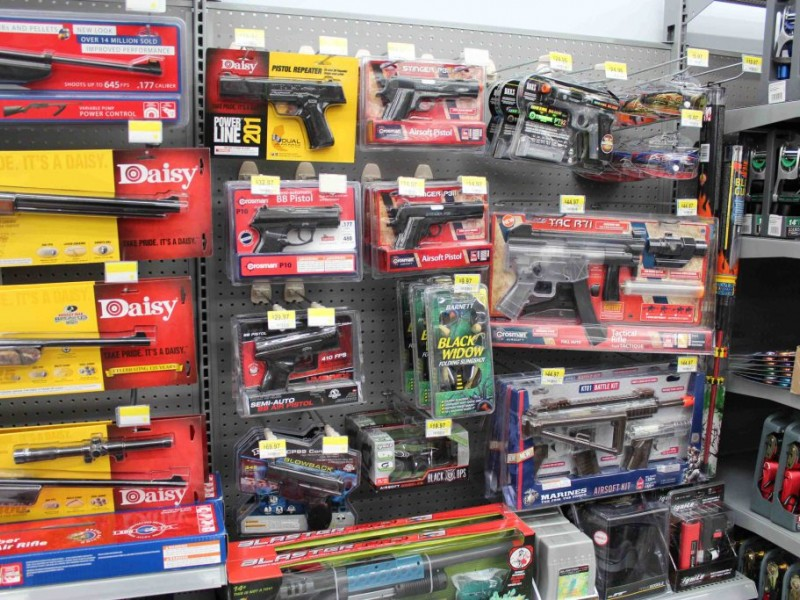 new local walmart on mlk drive decides not to sell rifles