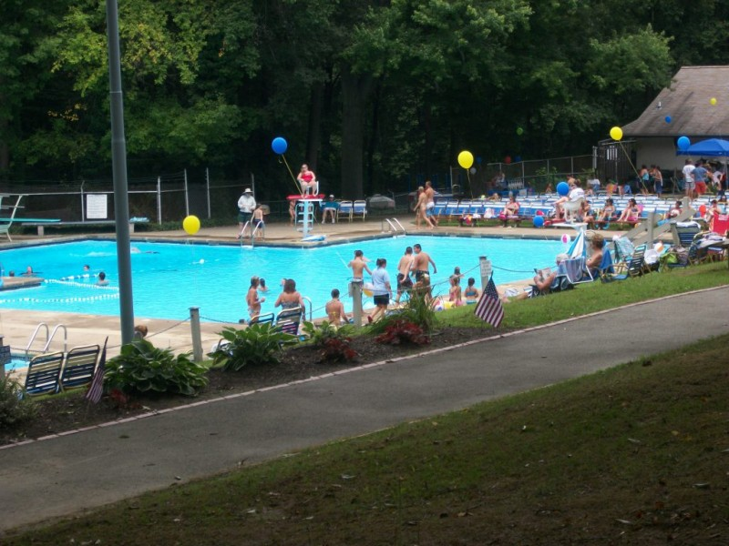 Marple newtown swim club celebrates 60 years marple - Mostardi s newtown square garden ...
