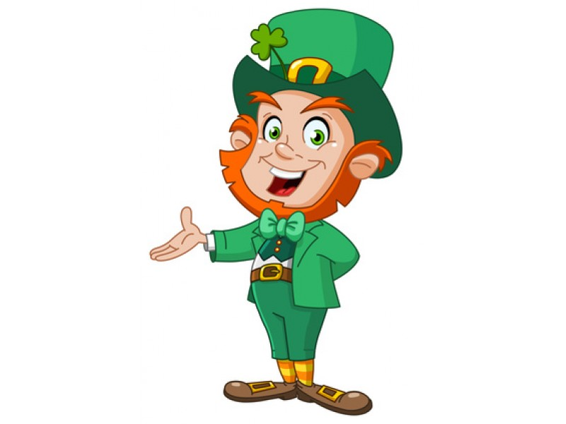 Irische Kobolde