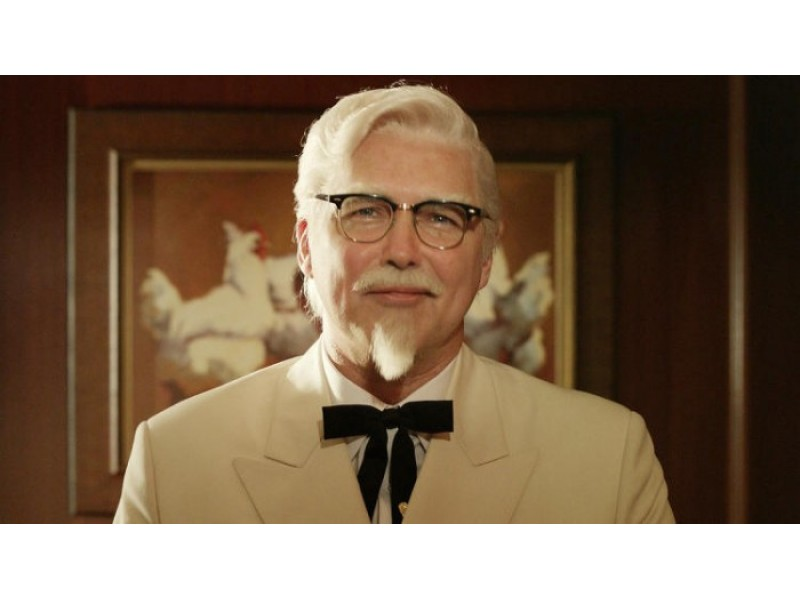 the art of playing colonel sanders