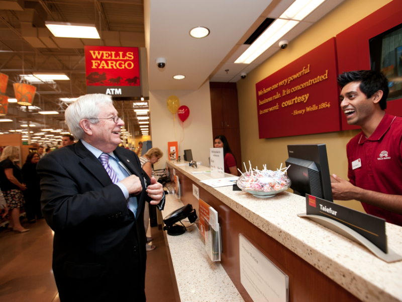 Wells Fargo Celebrates Opening of New Dacula Branch - Dacula, GA Patch