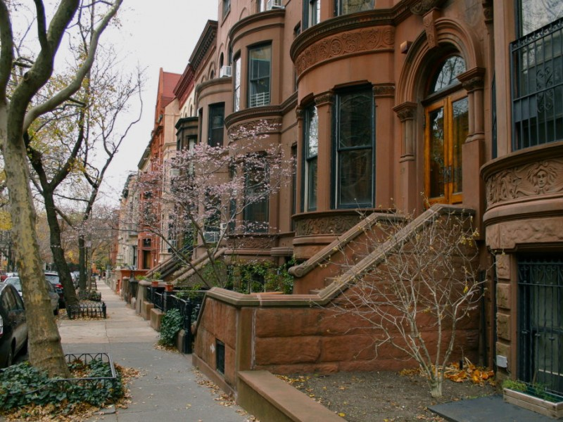 How 39 brownstone brooklyn 39 emerged park slope ny patch for New york city brownstone for sale