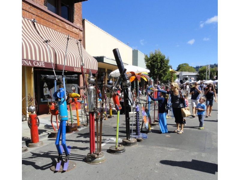 Post your photos san anselmo art and wine festival san for Petaluma craft fair 2017