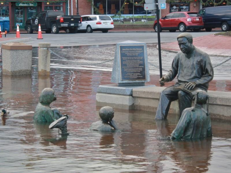 PHOTOS, VIDEO: Annapolis City Dock Flooding 'Worse Than ...