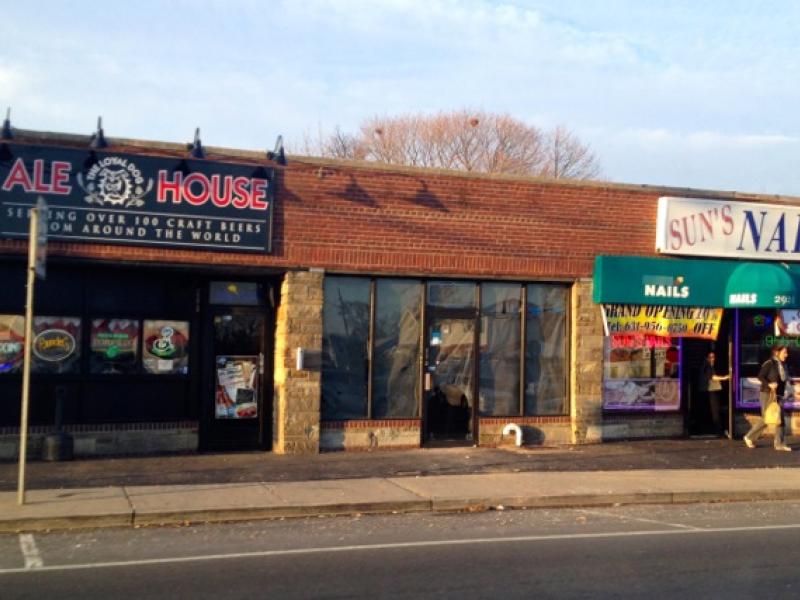 Deer Park Outlets Restaurants