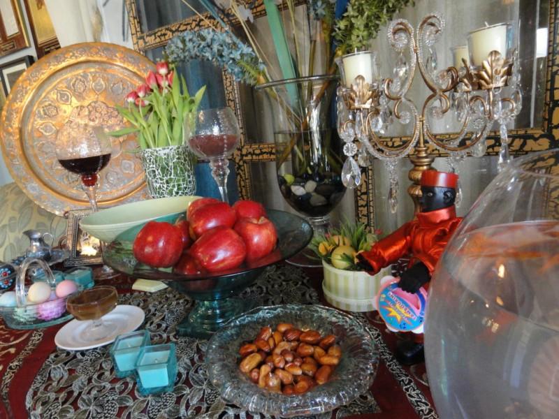 Five Customs Of Persian New Year 0