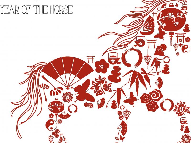 cny horse wallpaper - photo #6
