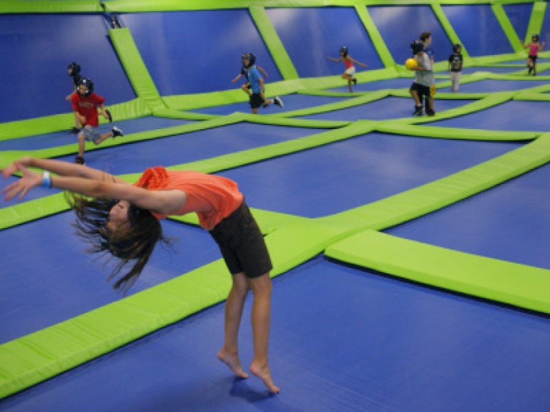 Trampoline Park Coming To Valley Cottage Nyack Ny Patch
