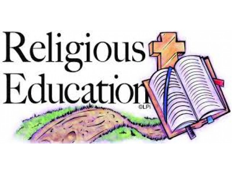 religious education Religious education classes for kindergarten through 5th grade social and  ministerial programs special events liturgy of the word sacramental  preparation.
