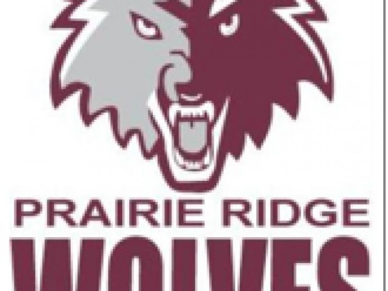 prairie ridge wolves host homecoming  share your photos