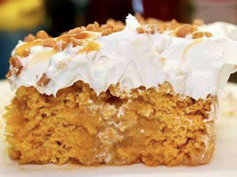 Food on facebook pumpkin wow cake crystal lake il patch for Cuisine 800 wow