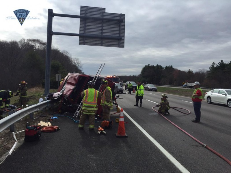 Route  Car Accident Ma