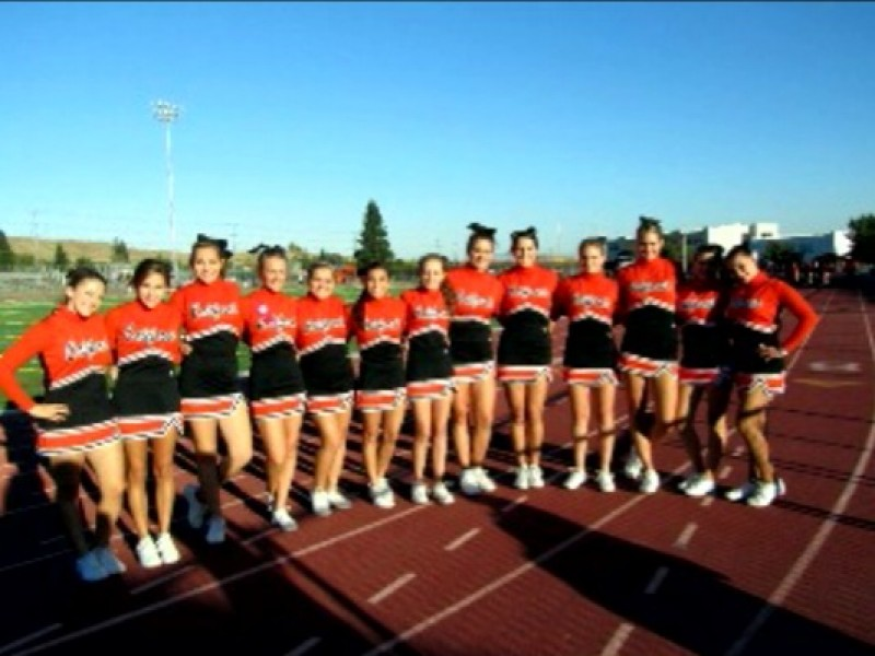 Cheer Skirts Break Cal High Dress Code San Ramon Ca Patch