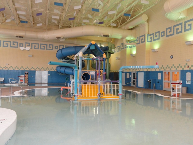 Rec Center S Pool Wards Off Winter Chill Macomb Township