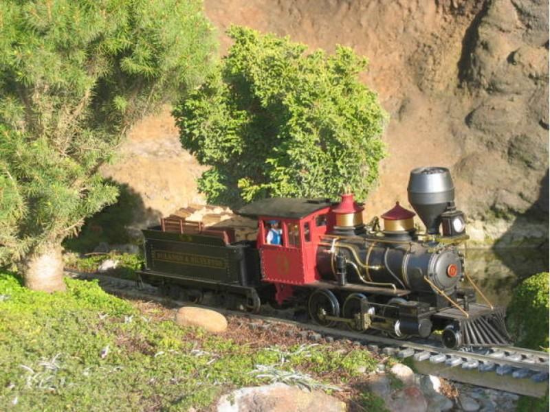Garden Railway Tour Los Gatos Ca Patch