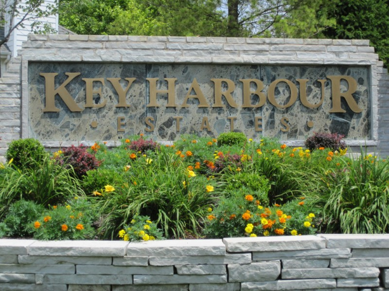 Subdivision entrance signs are diverse beautiful for Gardening jobs manchester
