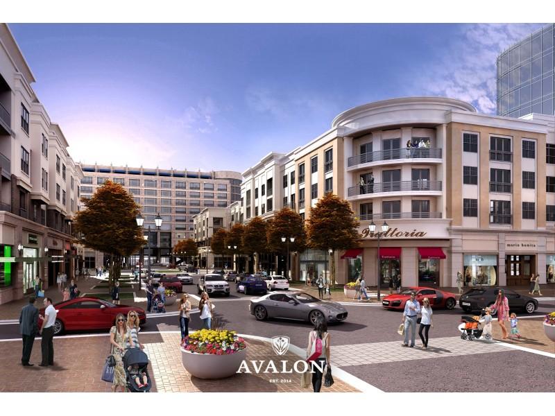 Featured Neighborhood Avalon In Alpharetta Johns Creek
