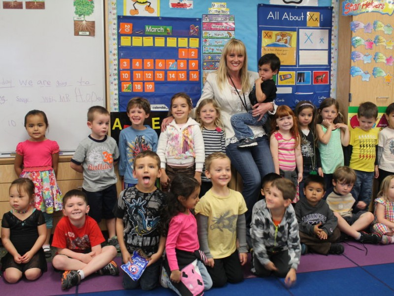 Willow Grove Elementary 39 S Smith Named District Teacher Of The Year Poway Ca Patch
