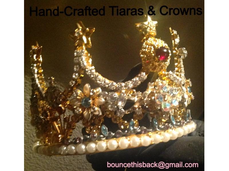 Royal TIARAS & Crowns - For Sale