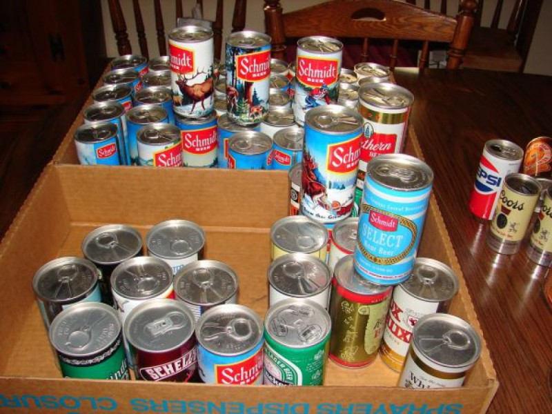 Playboy Collectables, Beer Can Collection: Best of ...