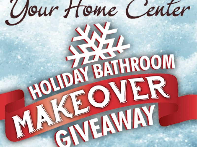 Bathroom Makeover Giveaway 2015 your home center to give a bathroom makeover to a household in