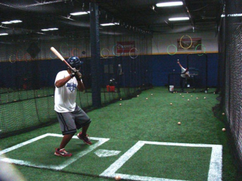 Take Me Out To the Batting Cage - Baseball in Full Swing at Frozen ...