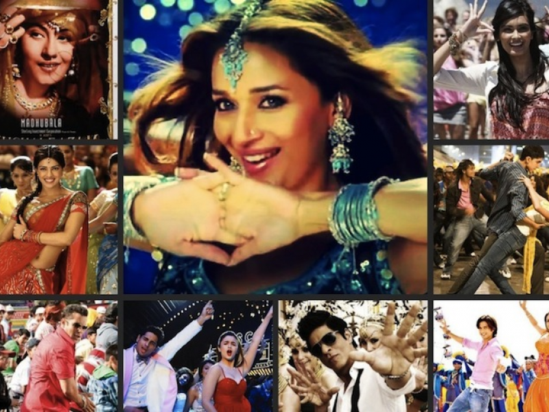 how to bollywood dance moves