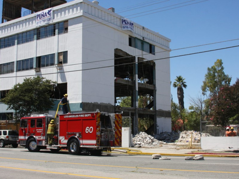 Blaze At Old North Hollywood Medical Center North