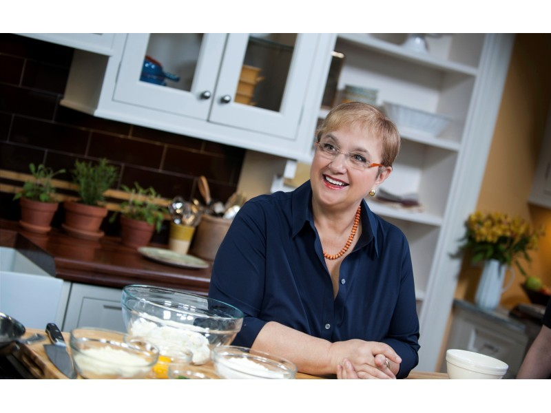 Legendary Chef Lidia Bastianich Films \'Lidia\'s Kitchen\' in CT ...
