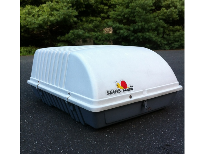 Sears X Cargo Car Top Carrier Free Madison Nj Patch