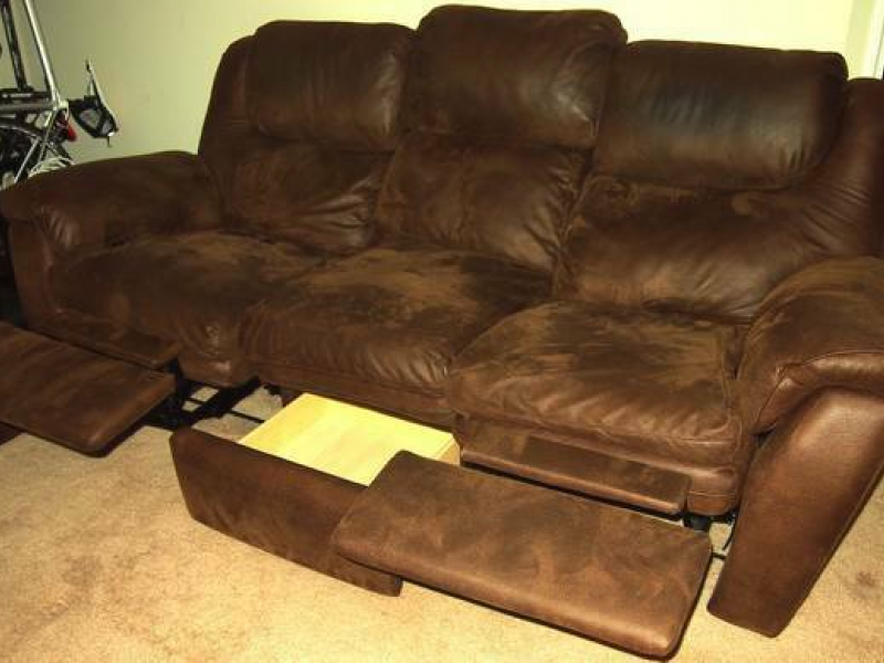 Selling My Sofa (Reclining)  Brown Microfiber   Odenton, MD Patch Part 35