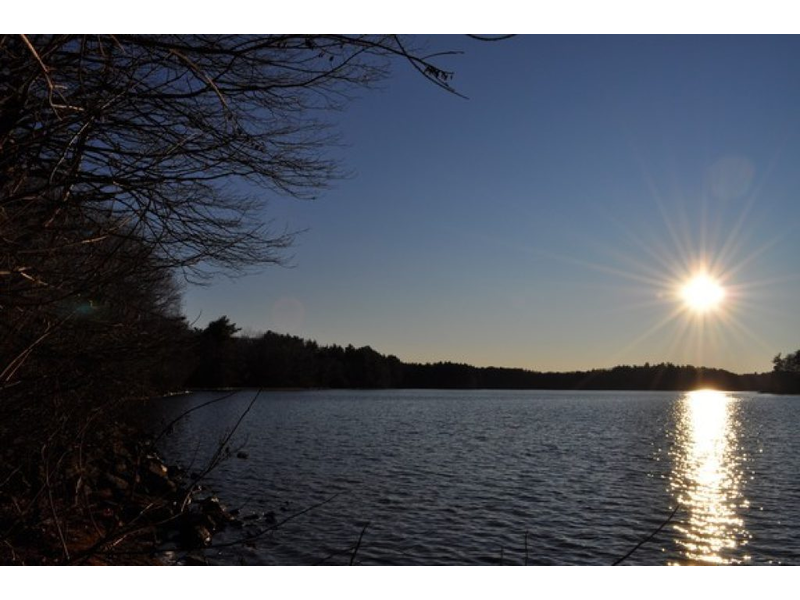Police Save Suicidal Man from Spot Pond - Stoneham, MA Patch