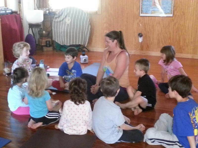 Kids Yoga Classes in NPR | New Port Richey, FL Patch
