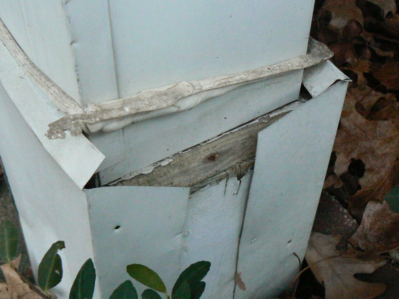 ... Searching For Exterior House Column Wraps 0 ...