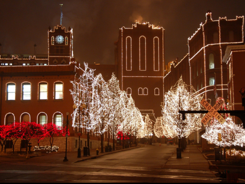 Holiday & Christmas Light Displays in the St. Louis area - Arnold ...