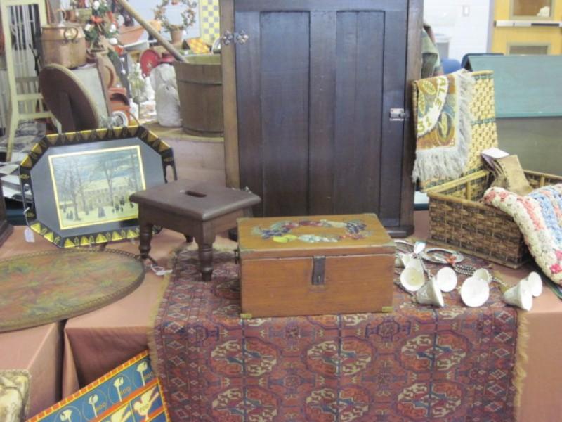 The 2012 Bucks County Antiques Dealers Association Show