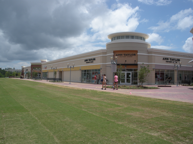 Woodstock Outlet Mall Opens Today | Woodstock, GA Patch