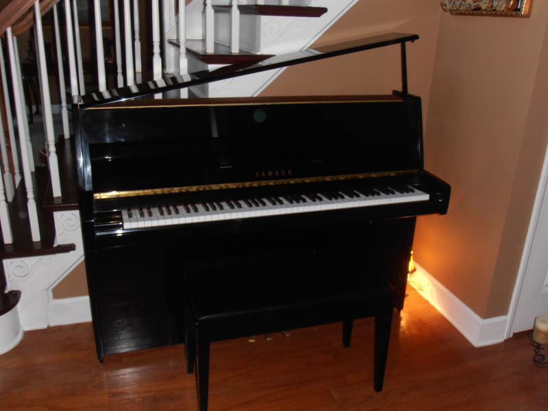1992 yamaha piano for sale acworth ga patch. Black Bedroom Furniture Sets. Home Design Ideas