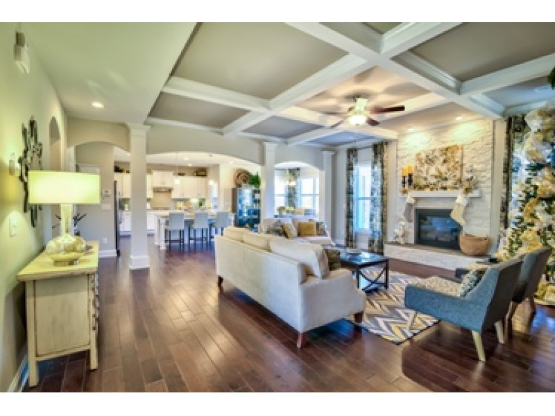 essex homes opens new model home at larkin woods - lexington, sc patch