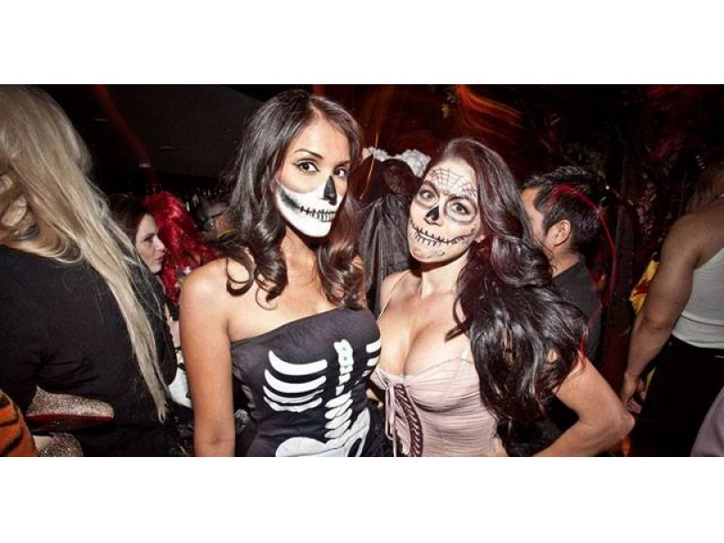 halloween party at la nuit 2 floors only 10 buy tickets now hoboken nj patch - Halloween Nyc Party