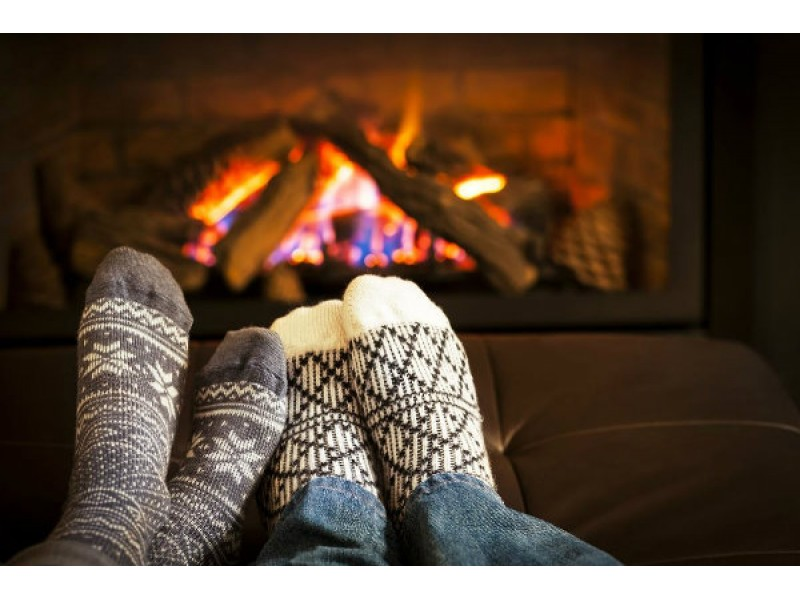 Step Away From The Fireplace: Another No-Burn Day - Petaluma, CA Patch