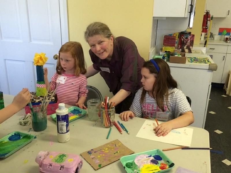 Ywca darien norwalk to hold summer vacation art workshop for Craft store norwalk ct