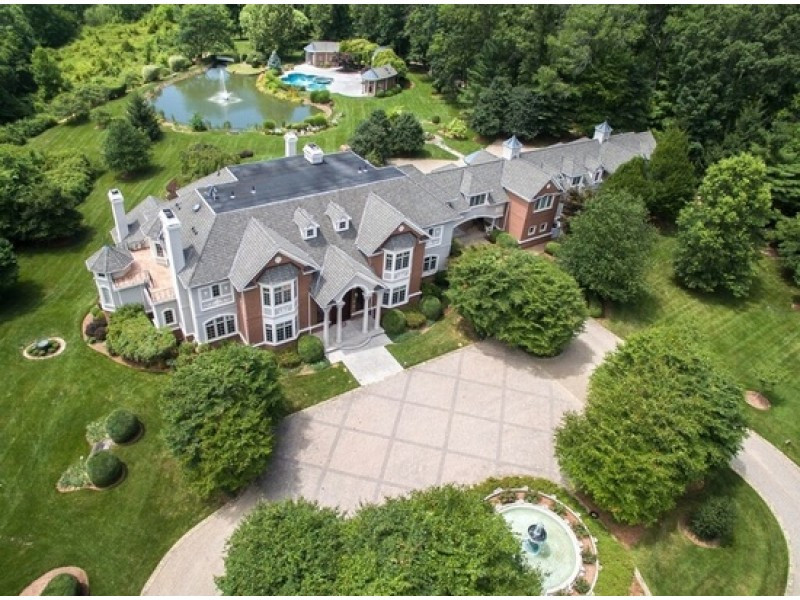 Green Brook Nj >> Wow House! Home Worth Over $4 Million For Sale In Basking