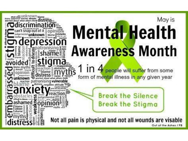 May Is Mental Health Awareness Month Manalapan Nj Patch