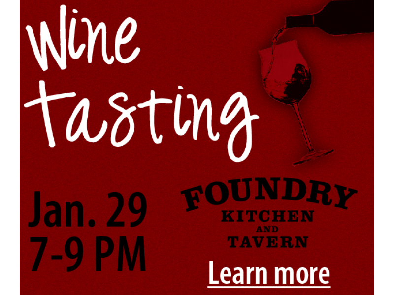 Foundry Kitchen And Tavern | Wine Tasting At Foundry Kitchen And Tavern Newtown Ct Patch