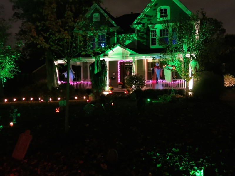 Halloween House Decorating Contest Winners Chosen
