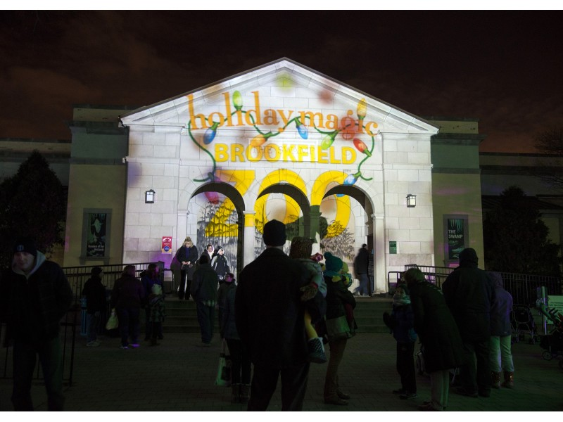 Brookfield Zoo's Holiday Magic Features Festive Fun for Families ...