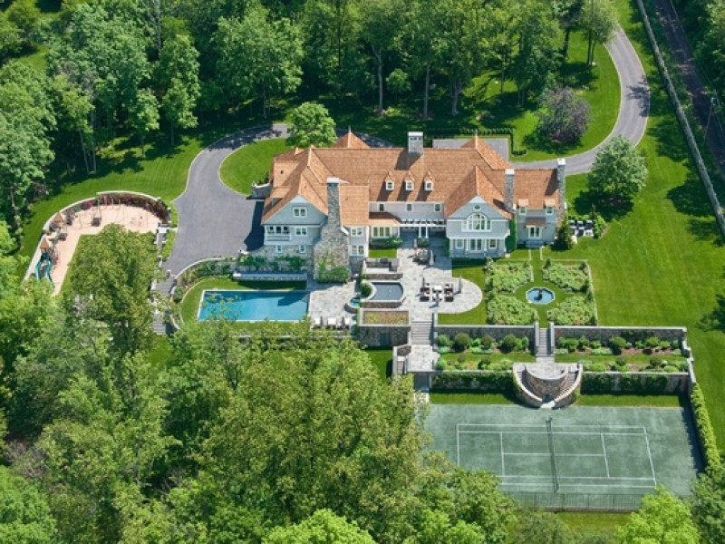 New Canaan's Most Expensive House on the Market is This One- .