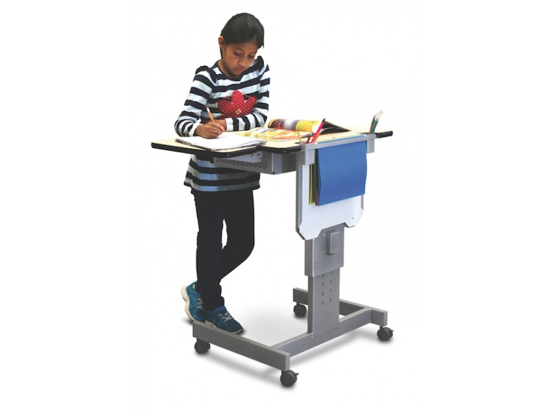 Captivating New Student Adjustable Desk Boosts Concentration For Children With Learning  Challenges